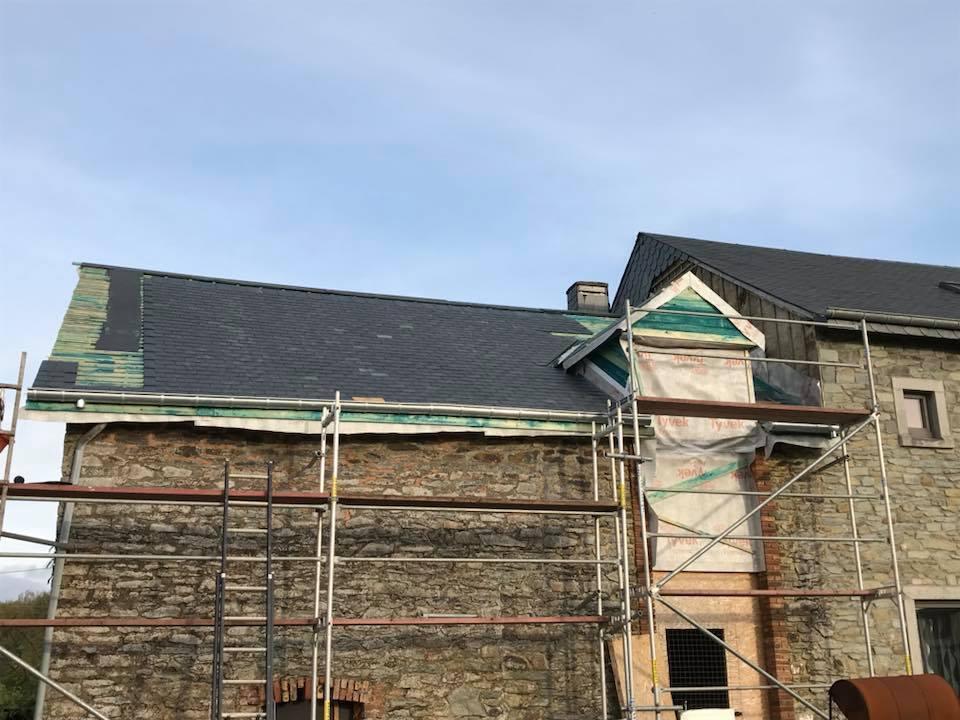 Les Couvreurs réunis - entreprise de toiture
