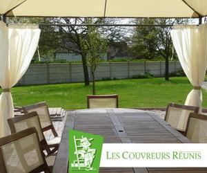 Les Couvreurs réunis - Terrasse en bois